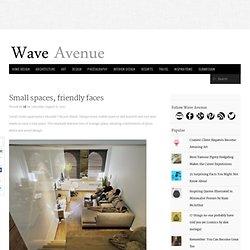 Small spaces, friendly faces (9 Photos)
