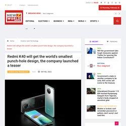 World's Smallest Punch-Hole Design