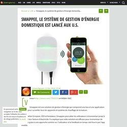 Smappee, le système de gestion d'énergie domestique est lancé aux U.S. - Ubergizmo France