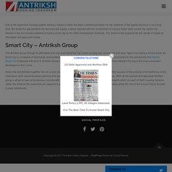 Smart City - Antriksh