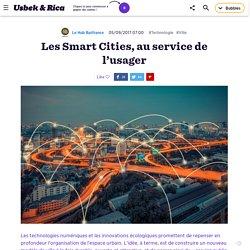 Les Smart Cities, au service de l'usager