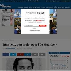 Smart city: un projet pour l'île Maurice?