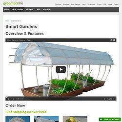Self Watering Organic Terrace Gardens, Organic Composters in India
