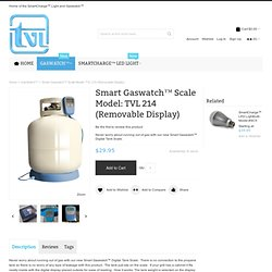Smart Gaswatch™ Scale Model:#GW315