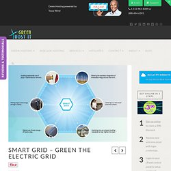 Smart Grid - Green the Electric Grid - Green Hosting