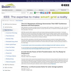 Smart Grid News