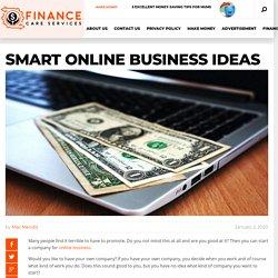 Smart Online Business Ideas You Can't Escape Now
