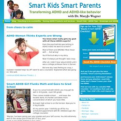 Smart Kids Smart Parents | Transforming ADHD