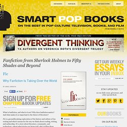 Smart Pop Books — Book — Fic