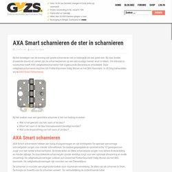 AXA Smart Scharnieren