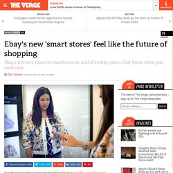 Ebay's new 'smart stores' feel like the future of shopping