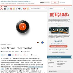 This Is the Best Smart Thermostat You Can Get