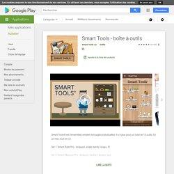 Smart Tools - boîte à outils