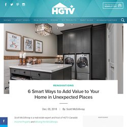 6 Smart Ways to Add Value to Your Home in Unexpected Places