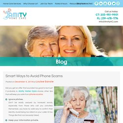 Smart Ways to Avoid Phone Scams