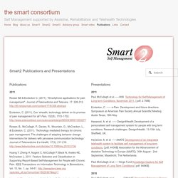 Smart2 publications — the smart consortium