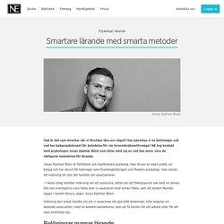 2017 12 11 Smartare larande med smarta metoder - NE