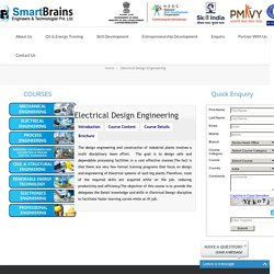 Electrical Design Engineering Certificate Course