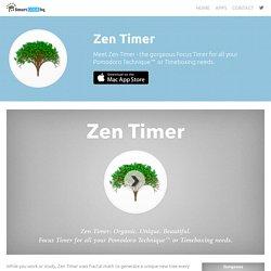SmartCodeHQ - Zen Timer