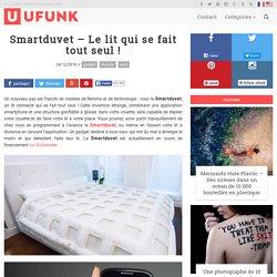 Smartduvet – Le lit qui se fait tout seul