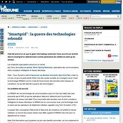 """""""Smartgrid"""" : la guerre des technologies rebondit"""