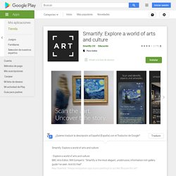 Smartify: Explore a world of arts and culture - Aplicaciones en Google Play