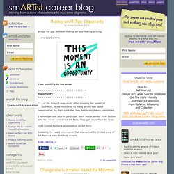 smARTist® Career Blog