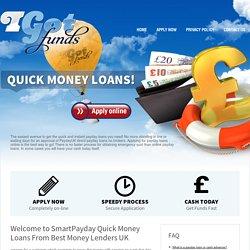 Instant Money Loans