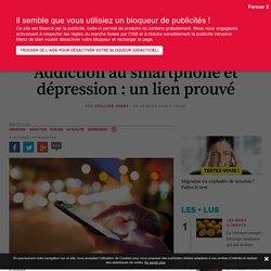 Addiction au smartphone et dépression: un lien prouvé - Topsante.com