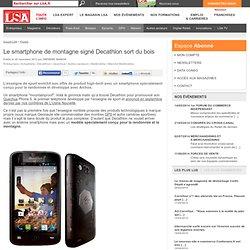Le smartphone de montagne signé Decathlon... - Marché Multimédia