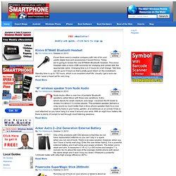 Smartphone & Pocket PC magazine