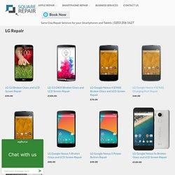 Get Quote For Nexus Screen Repair Service In London