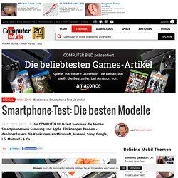 Smartphone-Test: Die besten Modelle und Alternativen zum iPhone