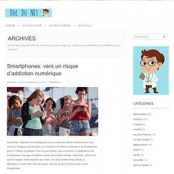 Smartphones: vers un risque d'addiction numérique