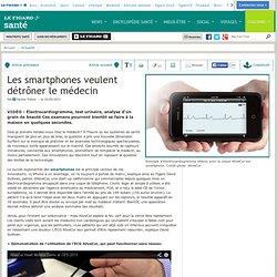 Les smartphones veulent détrôner le médecin