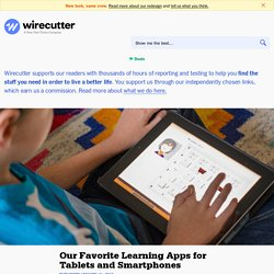 The best learning apps