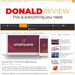 Smartscene Review - Point And Click Graphics Made Easy