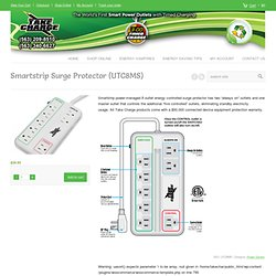Smartstrip Surge Protector - Take Charge