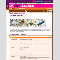 The smARTteacher Resource: Broken Values