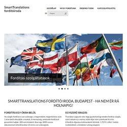 Fordítóiroda - smarttranslations.eu