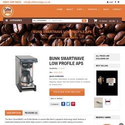 Bunn Smartwave Low Profile APS - Coffee Omega
