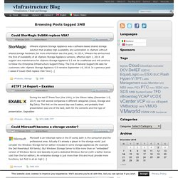 SMB - vInfrastructure Blog