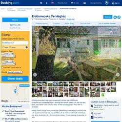 Erdősmecske Vendégház, Hungary - Booking.com