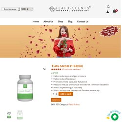 Pills for Smelly Flatulence Remedy at Home - Flatu-Scents