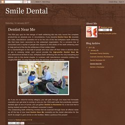 Smile Dental: Dentist Near Me