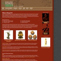 Sheng Chi @ Smiling Bamboo: Feng Shui Information Resource