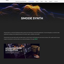 Smode Synth – SMODE