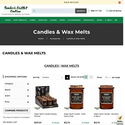 Smoke Odor Candles – Tons to Choose From