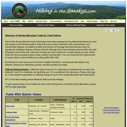 Smoky Mountain Trails