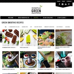 Top Green Smoothie Recipes